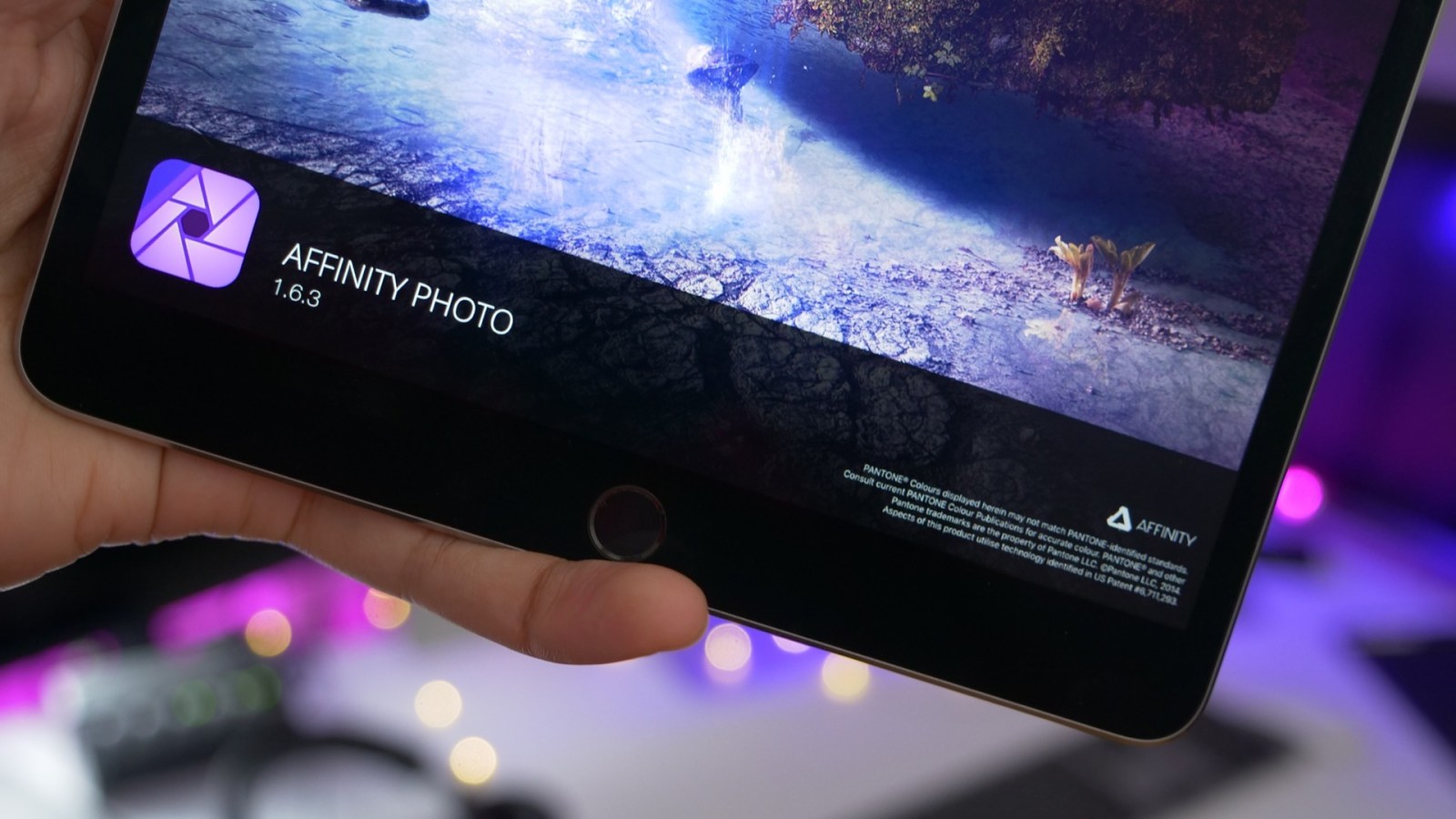 Affinity Photo gets big update headlined by resolution support for 10.5-inch iPad Pro, and portrait mode