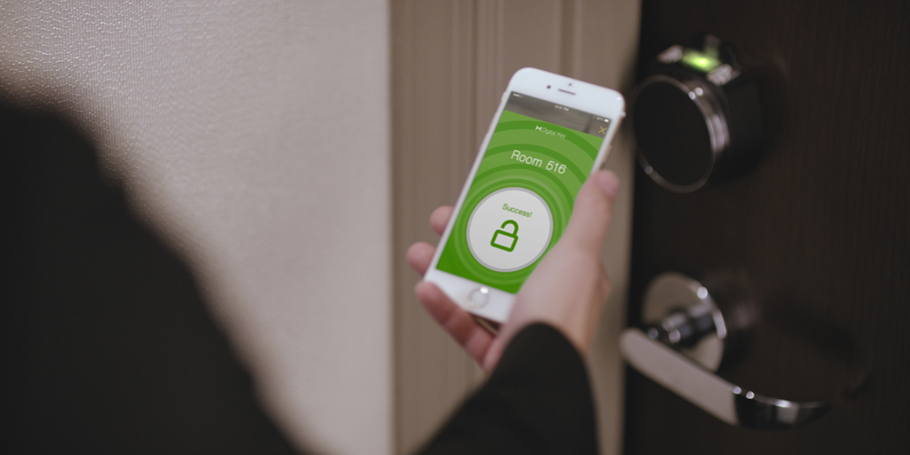 Hilton says smartphone door unlocking used 11 million times without being hacked