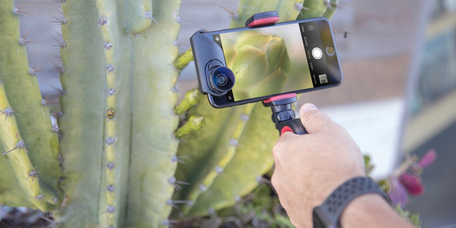new concept 0b122 c9037 Olloclip and Incase launching limited edition Filmer's Kit iPhone ...