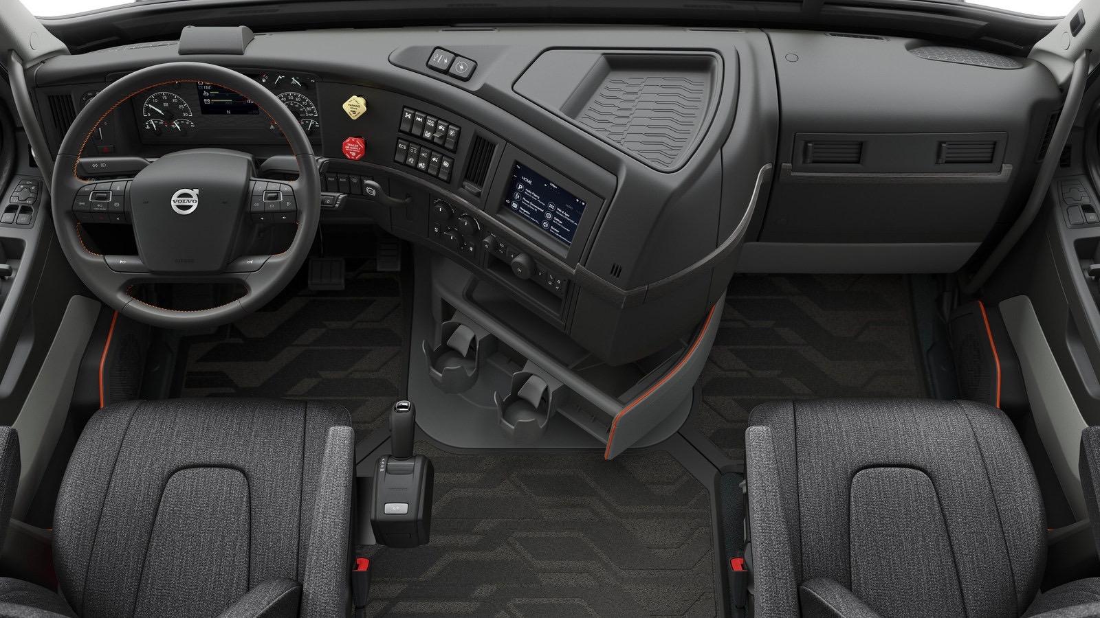Volvo Brings Apple S Carplay To Its Semi Trucks With New Vnl Series