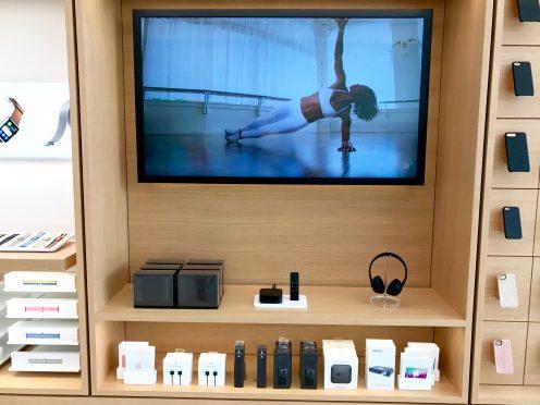 Apple TV Display