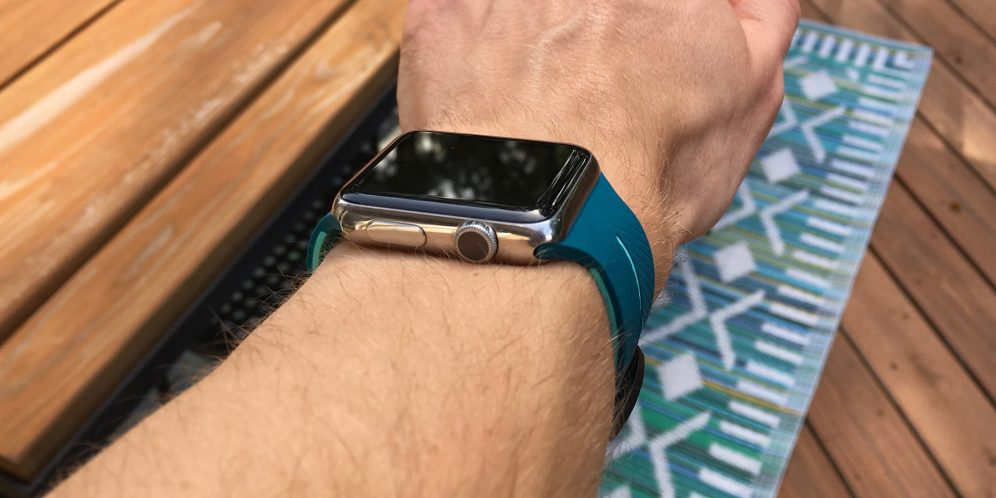 Most comfortable Apple Watch Band 6