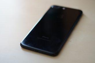 iPhone 7 Plus jet black 4