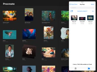 Procreate-4-Files-App