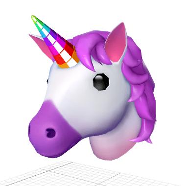 Unicorn Animoji