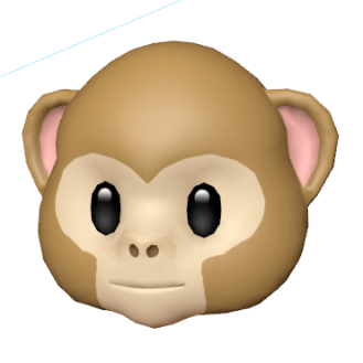 Monkey Animoji