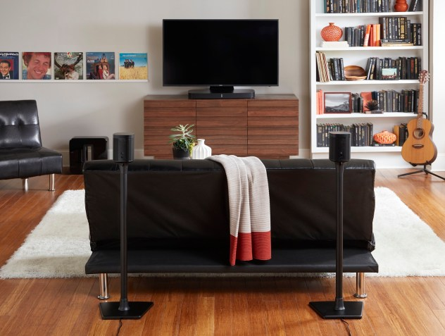 00001 SANUS Sonos One stands