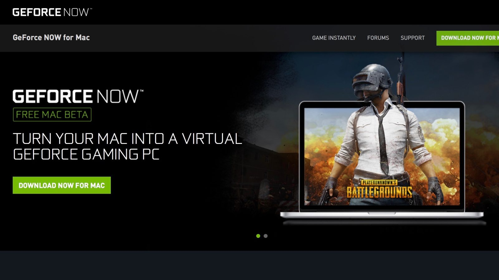 Nvidia Launches Geforce Now Beta Turns Your Mac Into A