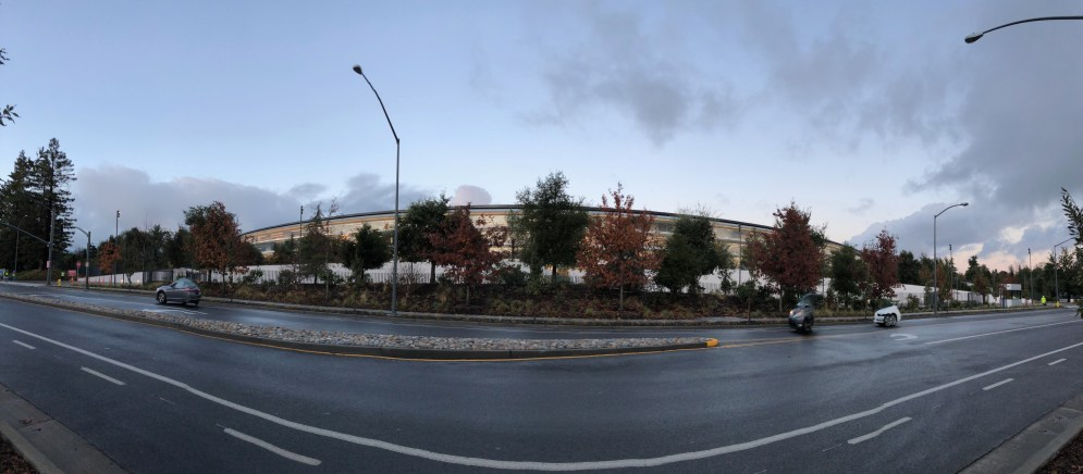 3 Apple Park