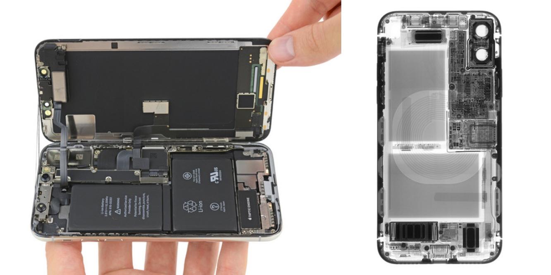 Ifixit Iphone X Teardown Wallpaper Iphone X Teardown Highlights Radical New Internals Two