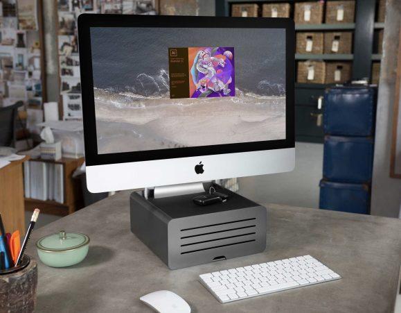 HiRise Pro with iMac