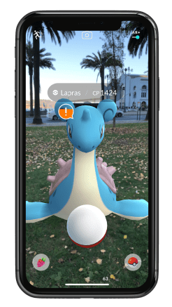 Pokemon GO ARKit 9