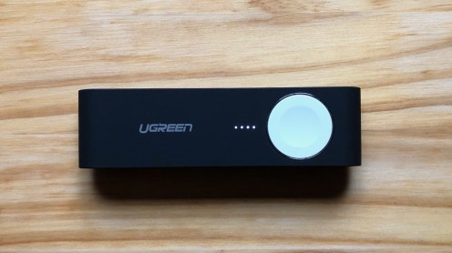 UGreen portable charger top
