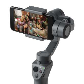 DJI reveals new Osmo Mobile 2 gimbal stabilizer ahead of CES 2018 0005