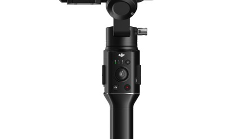 DJI reveals new Ronin S gimbal stabilizer ahead of CES 2018 0001