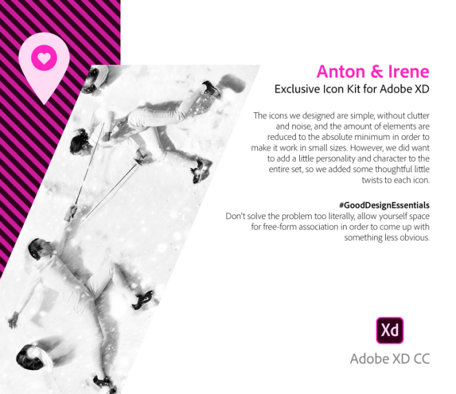 Anton and Irene