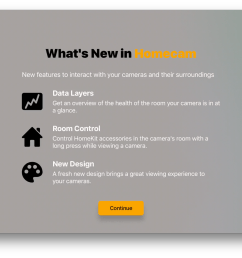 homecam app for homekit cameras gains powerful new controls video switching on apple tv [ 2784 x 1664 Pixel ]