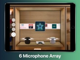 HomePod Microphones