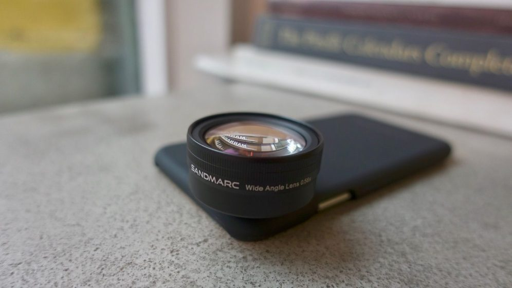 finest selection 56a33 28016 Review: SandMarc's impressive wide lens for iPhone X - 9to5Mac