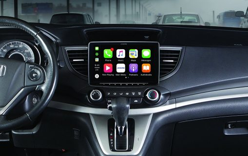 Alpine HALO9 CarPlay