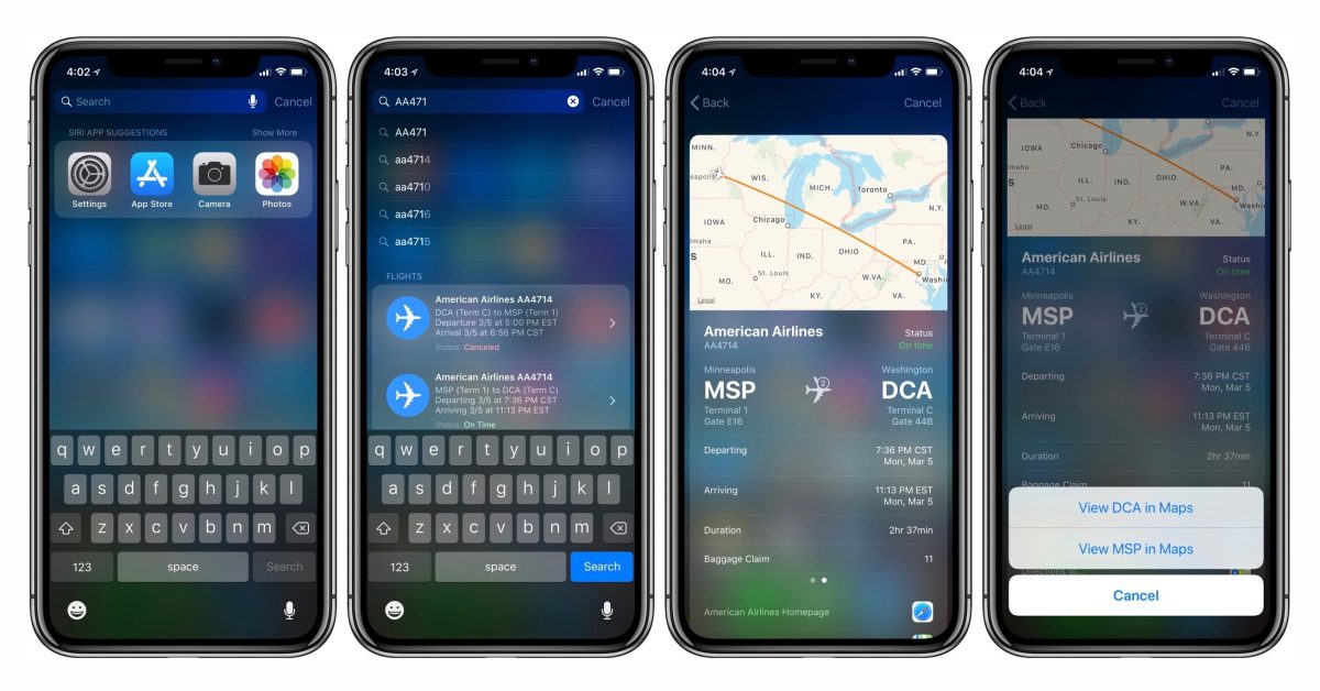 iOS Tip: How to quickly track flights on iPhone and iPad - 9to5Mac