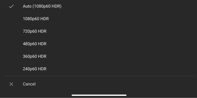 Support For Hdr Youtube Videos Now Widely Rolling Out For Iphone X