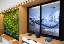 IMG_2542 HomeKit bay and green wall