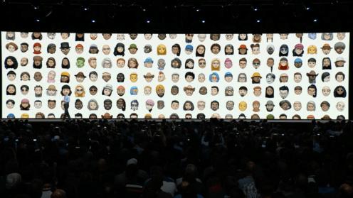 WWDC 2018 iOS 12 10.54.10