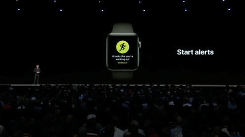 WWDC 2018 watchOS 5 11.11.00