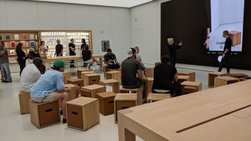 CLT Apple Store - 1.