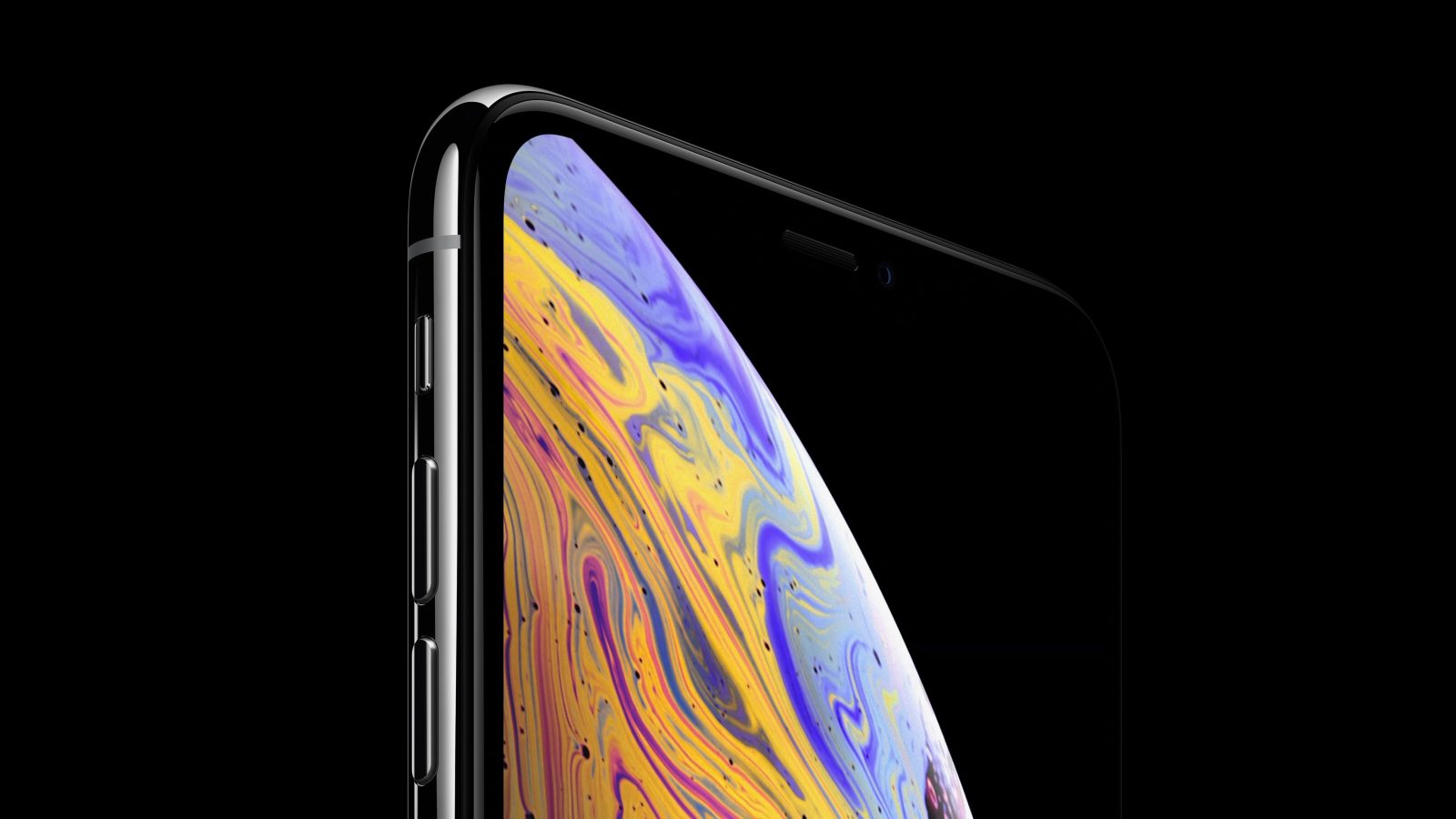 download the new iphone xs and iphone xs max wallpapers right here