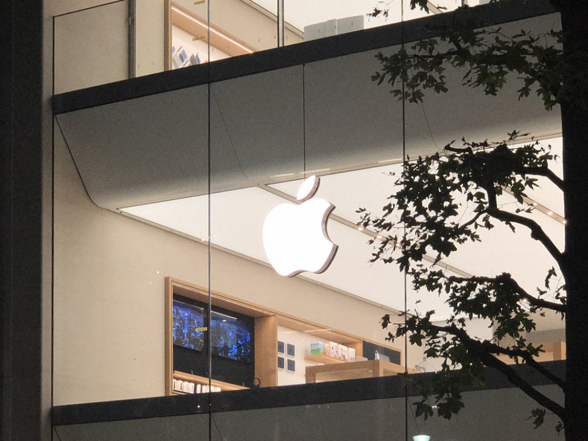 Apple Shibuya S Three Story Redesign Features A Stunning