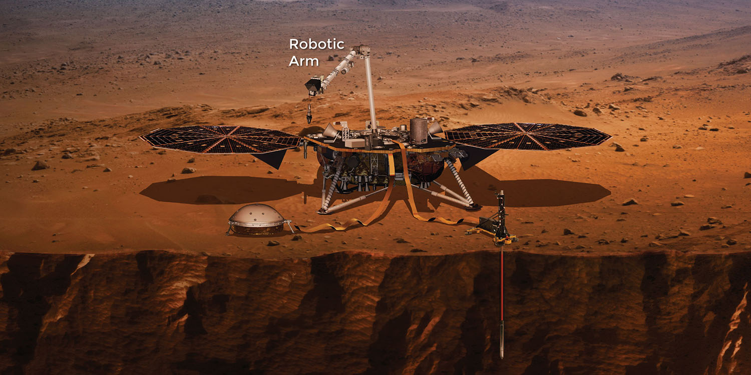 Watch The Insight Mars Landing Live Online 9to5mac
