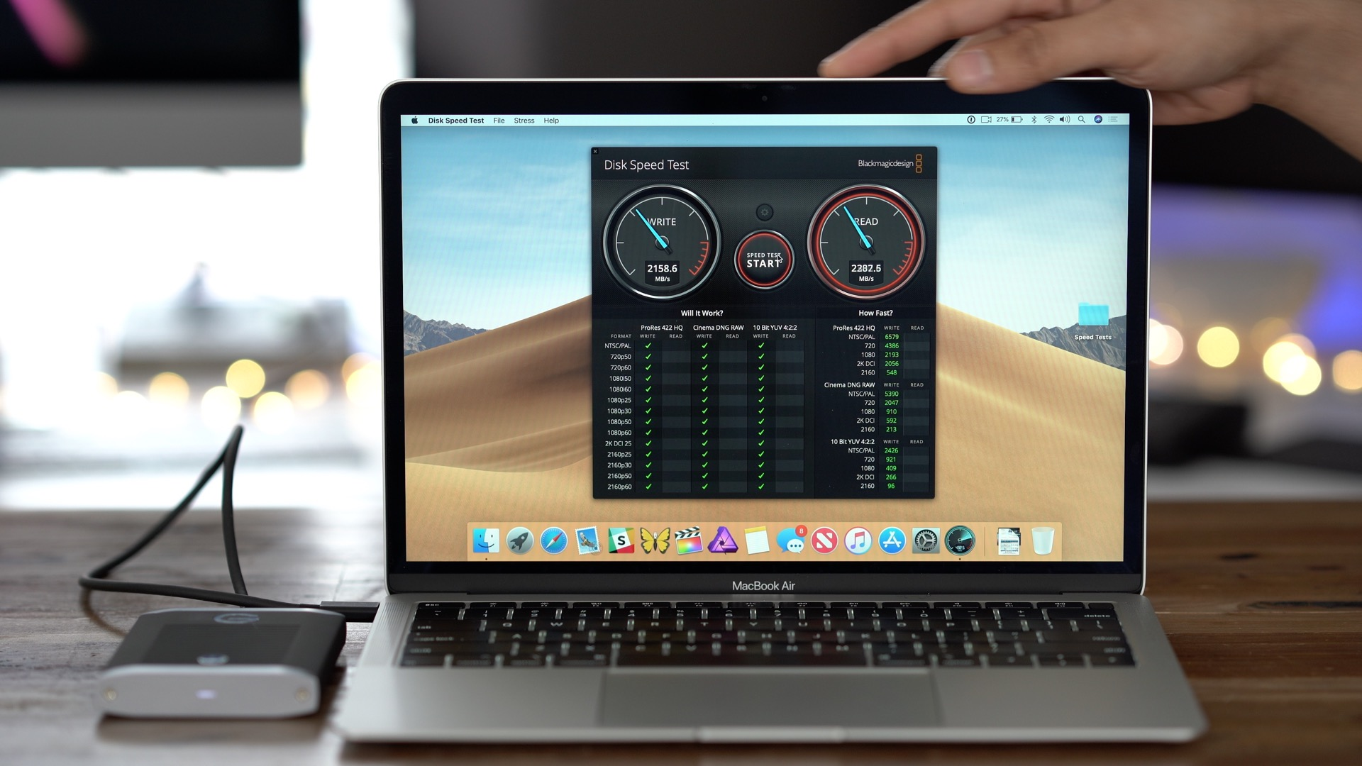 Drive Mobile Pro Thunderbolt 3 Ssd - Great