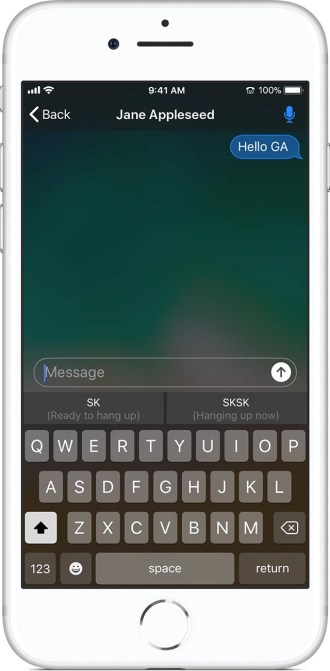 ios11-iphone8-phone-rtt-shortcut-phrases
