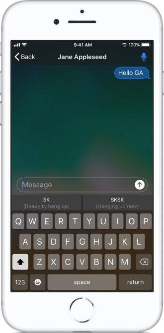 ios11-iphone8-phone-rtt-shortcut-phrases