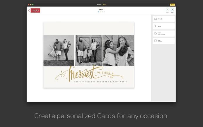 How use Mac to print photo books