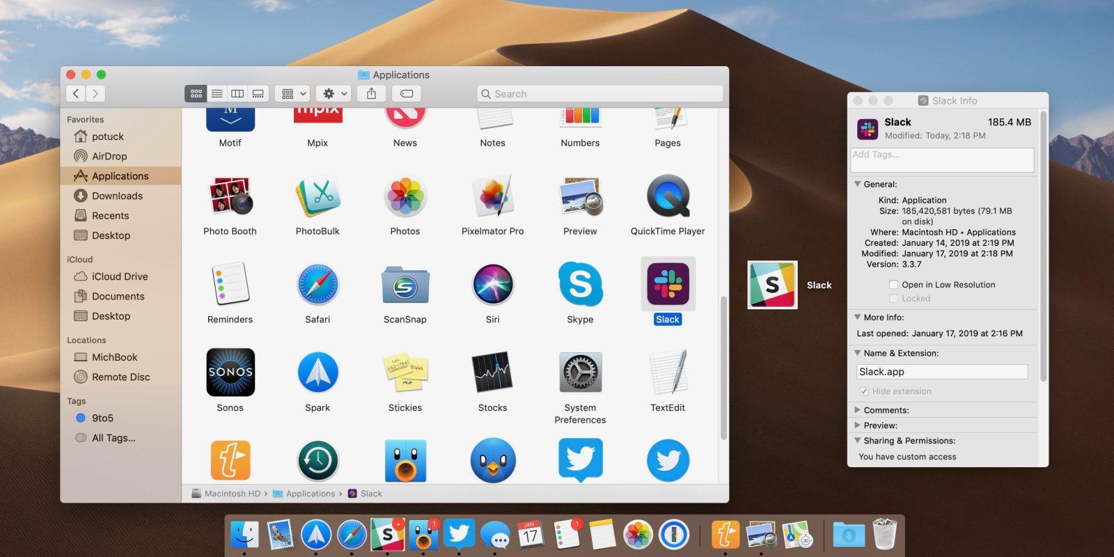 Change Mac App Icons - 9to5mac