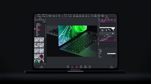 MacBook Pro 13 Workspace