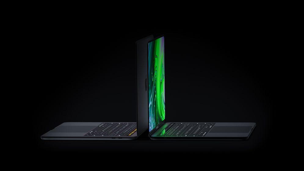 MacBook Pro design