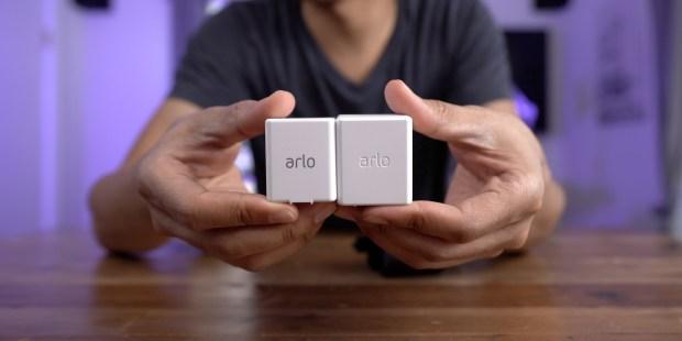 Arlo Pro 2 vs Arlo Ultra Batteries