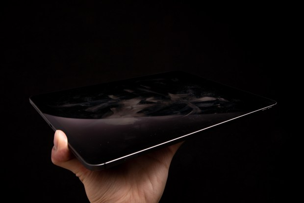 Apple used product photography iPad