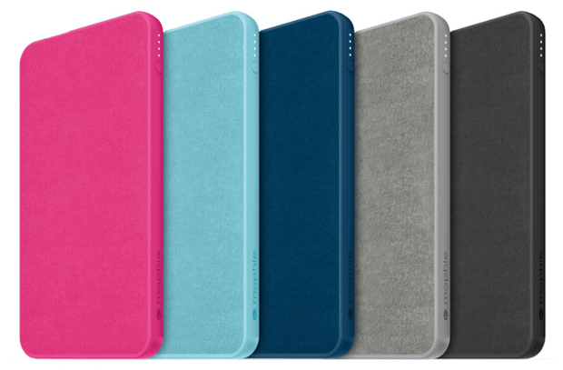 mophie powerstation battery colors