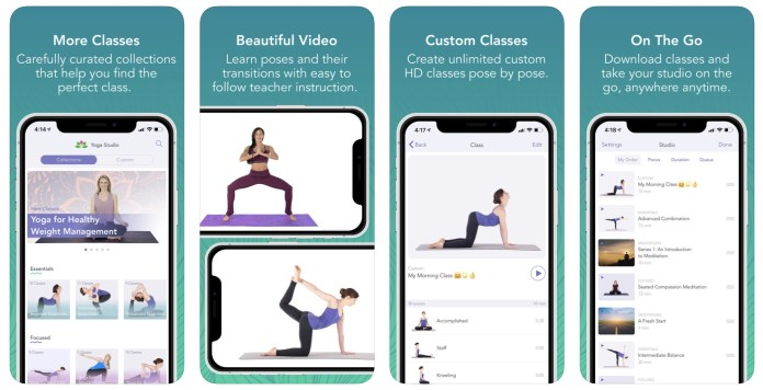 Best yoga apps for Apple Watch, iPhone, iPad, and Apple TV | ZUKUS