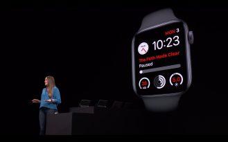 watchOS 6 WWDC 5