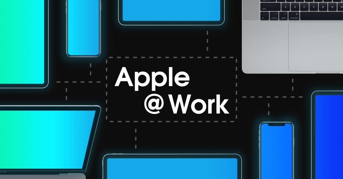 photo of Apple @ Work Podcast: Stephen Hackett on leveraging podcast tech in the workplace image