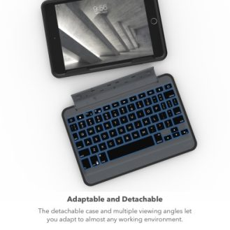 Rugged Book iPad mini 5 keyboard
