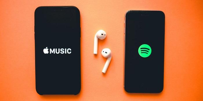 Resultado de imagen para streaming music services
