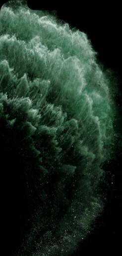 iPhone 11 Pro - Midnight Green