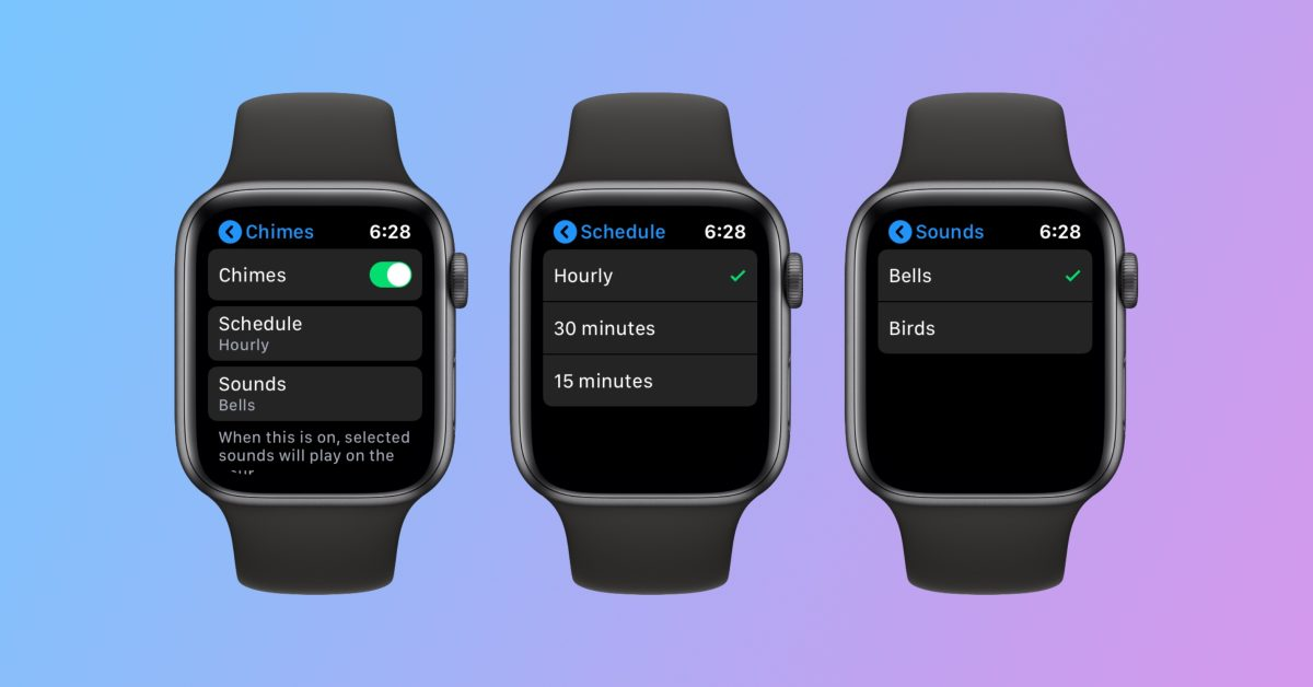 How to add hourly Taptic Chime alerts to Apple Watch - 9to5Mac